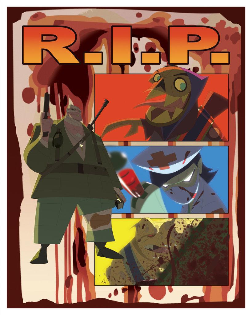 R.I.P. by VonToten