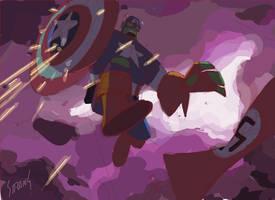 American Hulk by VonToten