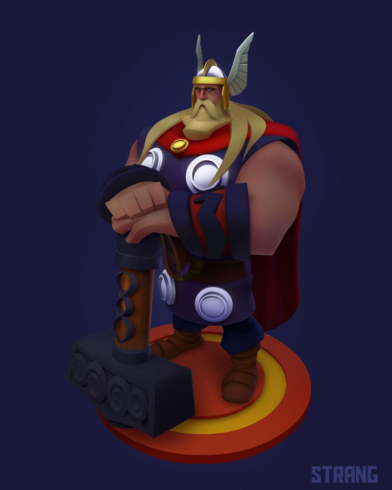 Thor by VonToten