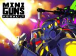Miniguns launch piece.