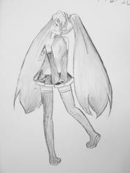Miku turned out fat.... by yoruichi54