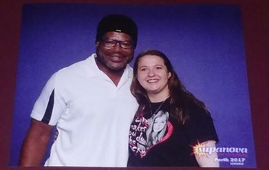Supanova Christopher Judge by carrie-lou