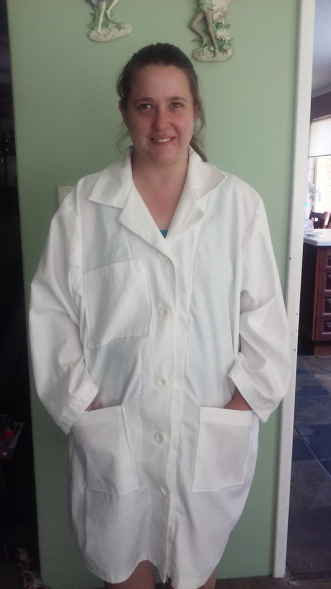 DIY - Lab Coat by carrie-lou on DeviantArt
