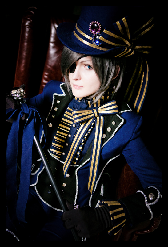 Ciel Phantomhive by general-kuroru