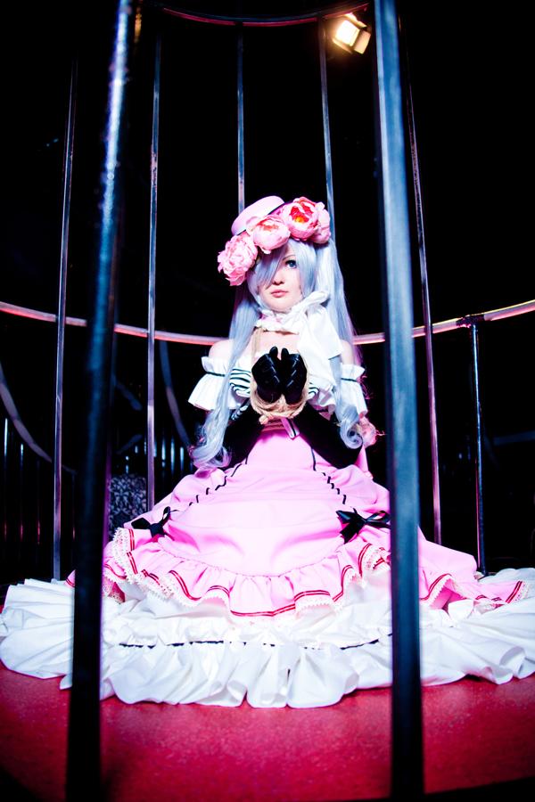 Kuroshitsuji : Inside the Cage by general-kuroru