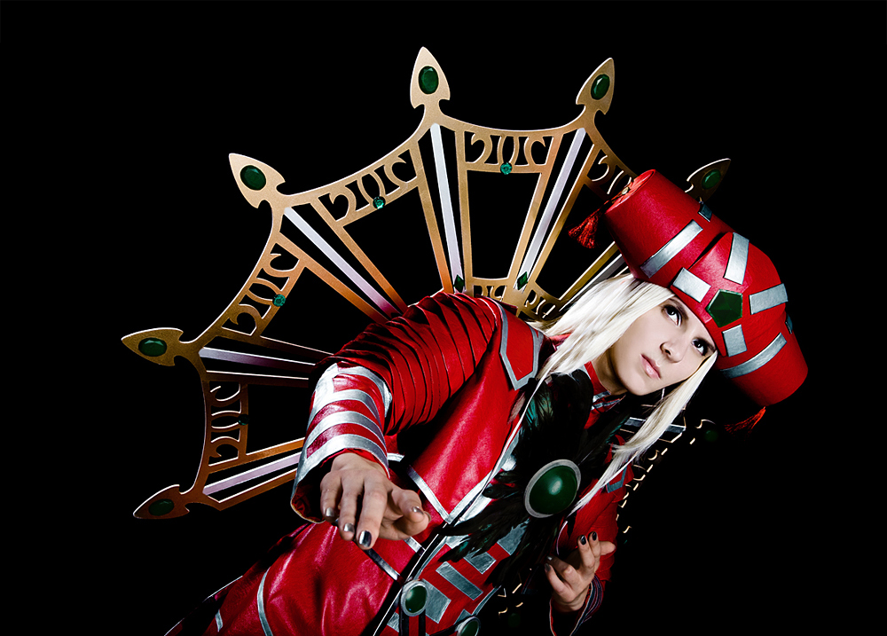 Psycho le Cemu: Gekiai Merry-go-Round by general-kuroru