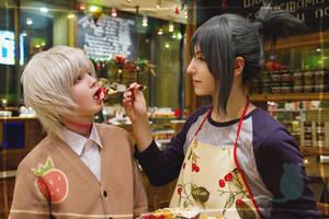 No.6: Strawberries and Cream by general-kuroru