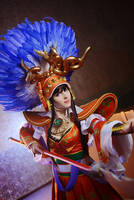 Sun Shang Xiang by general-kuroru