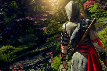 Assassin's Creed: Shao Jun by general-kuroru