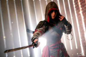Assassin's Creed: Shao Jun by general-kuroru