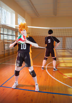 Haikyuu!! Game Ready