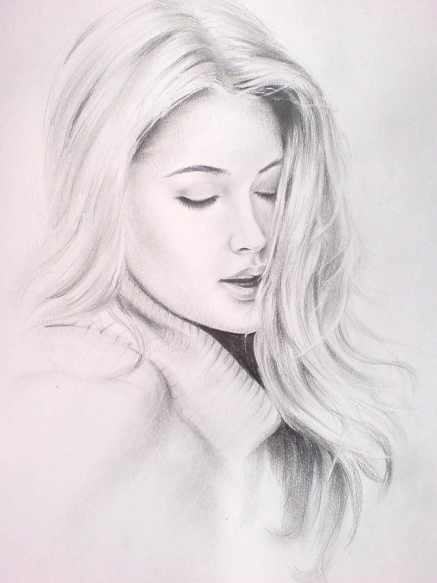 Pencil drawing by shadagishvili on deviantart