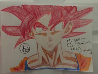 Goku Son by summerheavy