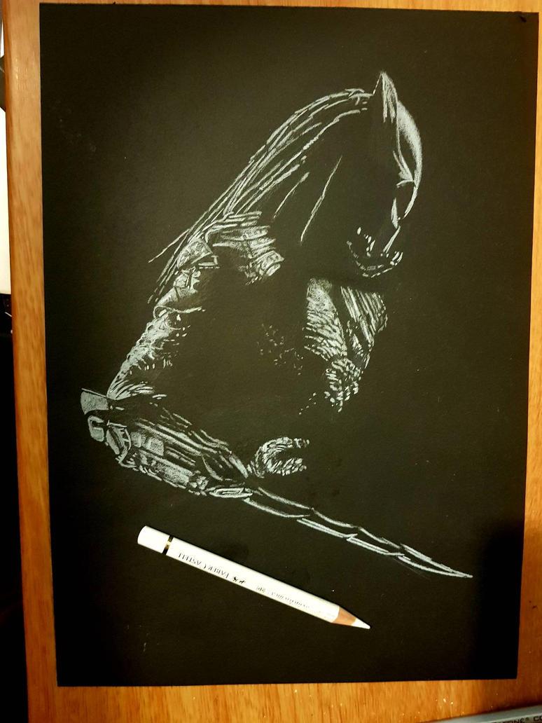 berserker predator  by yorkshirepudding1990