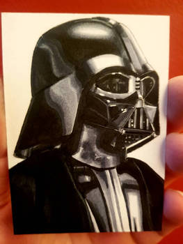 Darth Vader ACEO #216