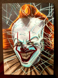 pennywise funhouse ACEO #239