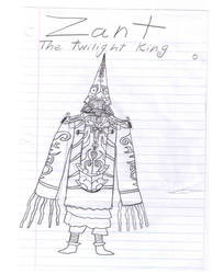 Zant The Twilight King