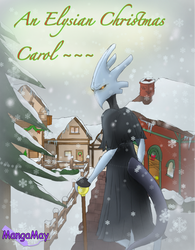 An Elysian Christmas Carol - Cover (MangaMay)
