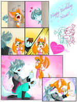 Dudget Proposal ~ Gift for Nina! (Pinksterz) by CreativePlanetDA