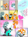 Dudget Proposal ~ Gift for Nina! (Pinksterz)