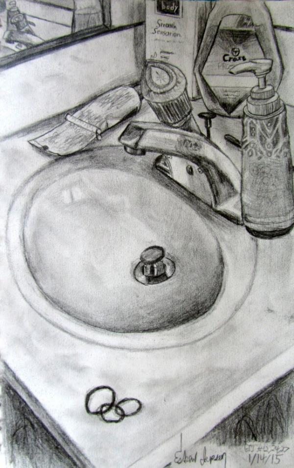 Bathroom Sink By FlyingGOPHER On DeviantArt