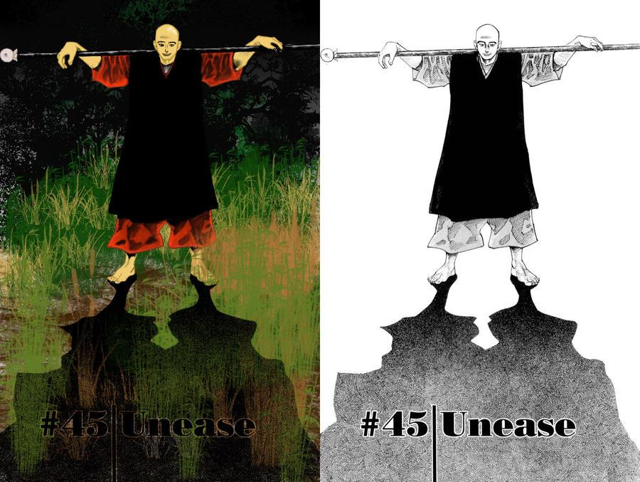 Monk by Ninjaneo