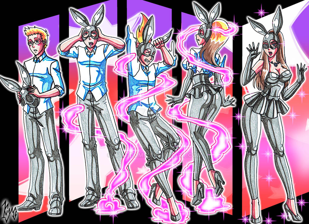 Tf From Guy To Ariana Grande By Kyo Dom On Deviantart