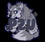 P2U Wolf Pagedoll/Pixel