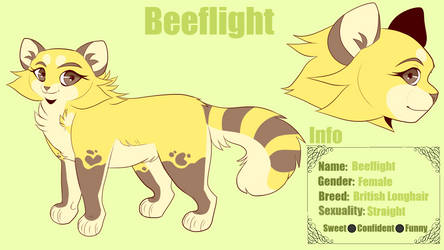 Beeflight Reference Sheet 2019