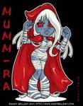 Mumm Ra Girl Type