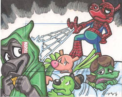 Marvel Universe APs 02 by MaryBellamy