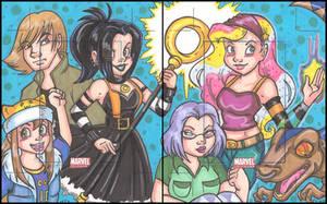 Marvel Universe AP 8 9 by MaryBellamy