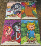 Adventure Time AP return cards 1 by MaryBellamy