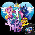 We Love Fine Mentors of Friendship by MaryBellamy