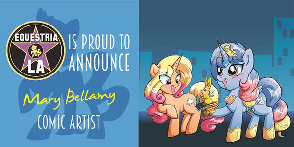 Equestria LA announcement by MaryBellamy