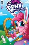 My Little Pony 68 RI Cover