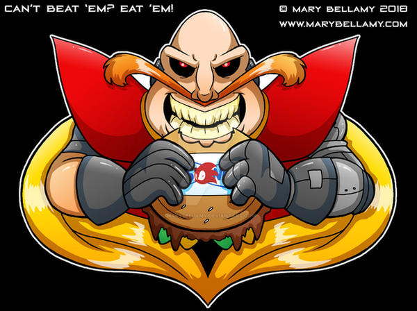 Can't Beat 'em? Eat 'em! by MaryBellamy