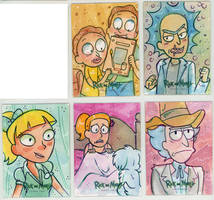 Rick and Morty 08 by MaryBellamy