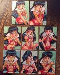 Vampirella Sketchcards
