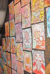 Steven Universe Cards Set! 2 by MaryBellamy