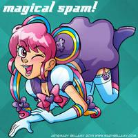 Magical Spam!