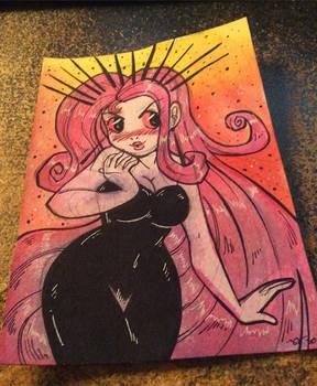 Persephone of Lore Olympus