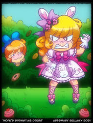 Ah Heck!! Hope's Dress