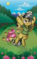Daring Do Updated Commission
