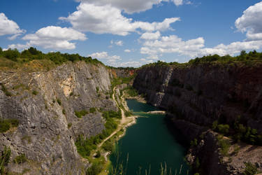 Big America quarry by Chevees
