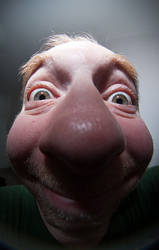 ...by fish eye by Chevees