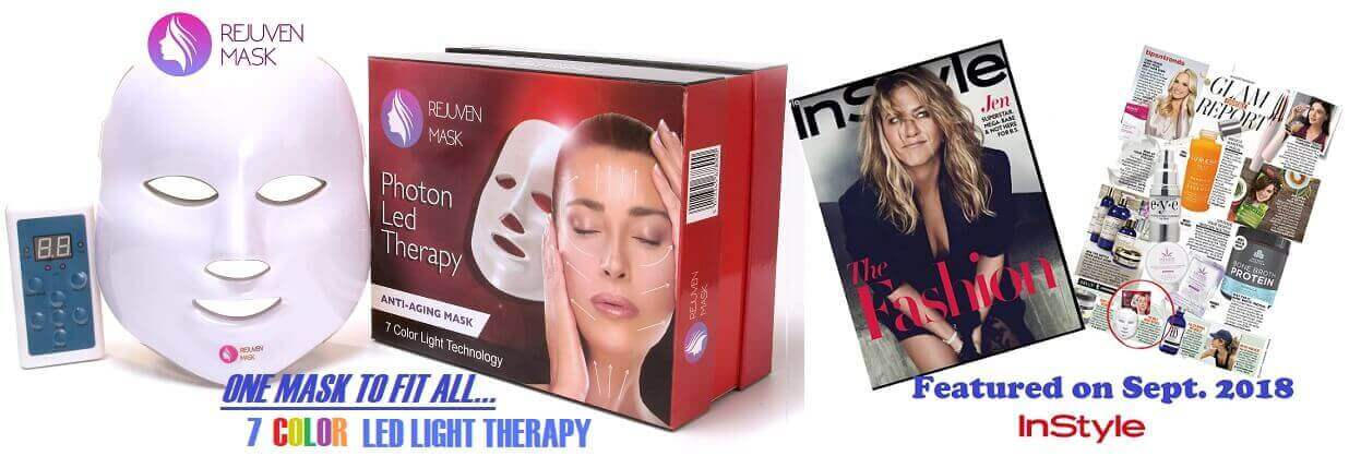 Rejuvenate your beauty with facial heating device
