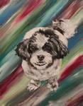 Lucy portrait Commission