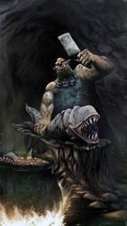 Hell's Kitchen by Kakatekoyi