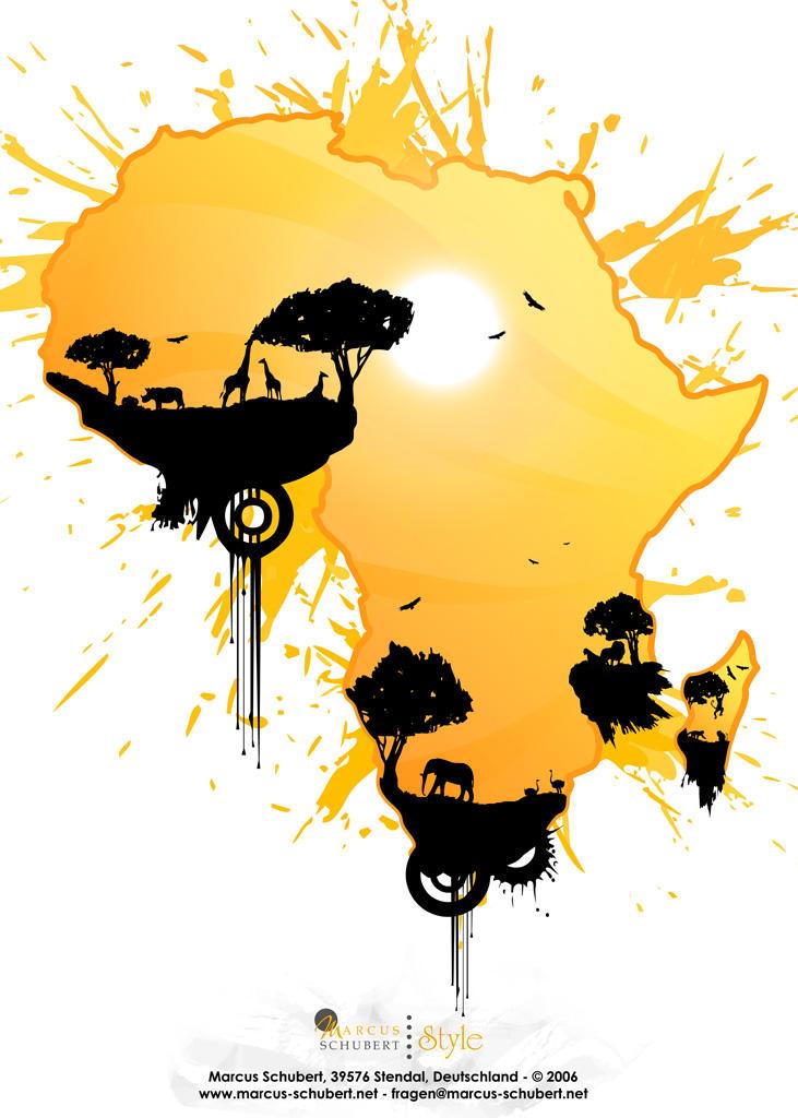 Africa by bistybert